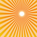 abstract sun rays Royalty Free Stock Photo