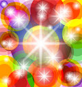 Abstract sunny background. EPS10 Royalty Free Stock Photo