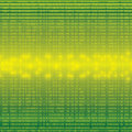 Abstract tech binary background green Royalty Free Stock Photo