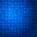 Abstract techno dark blue sparkling background Royalty Free Stock Photo