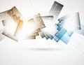 Abstract technology background Business & development direction
