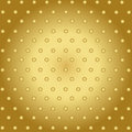 Abstract Technology Background With Gold Metal Royalty Free Stock Photo