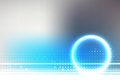 Abstract template technology stylish graphic design background blue colors Stock Image