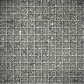 Abstract texture metallic mesh Stock Image