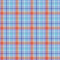 Abstract texture with tartan pattern vector background fabric seamless Stock Images