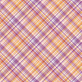 Abstract texture with tartan pattern vector background fabric seamless Stock Photos
