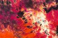 Abstract Tie Dye Background