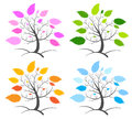 Abstract tree Royalty Free Stock Photo