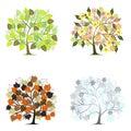 Abstract Tree - Graphic Elemen...