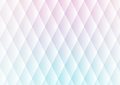 Abstract triangles soft light pattern background