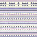 Abstract tribal pattern file eps format Royalty Free Stock Photo