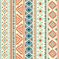 Abstract tribal pattern this is file of eps format Royalty Free Stock Photos