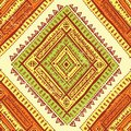 Abstract tribal pattern this is file of eps format Stock Image