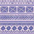 Abstract tribal pattern this is file of eps format Stock Images
