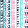 Abstract tribal pattern this is file of eps format Royalty Free Stock Images
