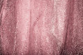 Abstract tulle and shiny lame fabric studio shot Stock Photos