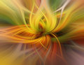 Abstract twirl background a colorful great for your next project Stock Photos