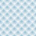 Abstract vector blue seamless transparent circles texture of Stock Images