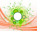 Abstract  vector design Royalty Free Stock Photos