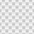 Abstract vector monochrome seamless pattern with g gray gradients Stock Photography