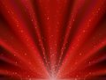 Abstract vector red background Stock Image