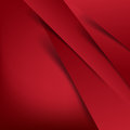Abstract vector red background overlap layer and shadow - vector