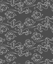 Abstract vector seamless background pattern Royalty Free Stock Image