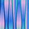 Abstract vector striped background on dark Royalty Free Stock Photo