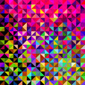 Abstract vector unique geometric color background Royalty Free Stock Photography
