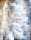 Abstract vertical square mosaic background Stock Photos