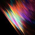 Abstract vibrant color background