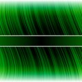 Abstract warped green stripes colorful background rgb eps Royalty Free Stock Photos