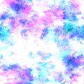 Abstract Washed Tie Dye Print Royalty Free Stock Photo
