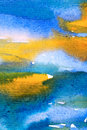 Abstract watercolor background Royalty Free Stock Photos