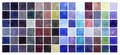 Abstract watercolor cold colors squares background with Royalty Free Stock Photography