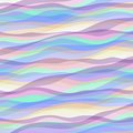 Abstract wavy background design creativity of blue and pink horizontal waves vector illustration eps Stock Photo