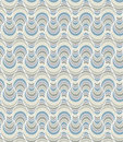 Abstract wavy pattern with cool pastel colors Royalty Free Stock Images