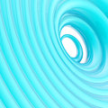 Abstract wavy vortex twirl background Royalty Free Stock Photography