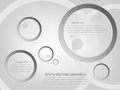 Abstract web design circle background eps vector Stock Photos