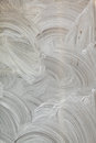 Abstract white hand painted background Royalty Free Stock Photo