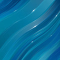 Abstract wive background with lines for design blue futuristic wivy and shine Royalty Free Stock Photo