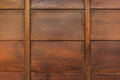 Abstract wooden panel texture background Stock Images