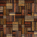 Abstract wooden paneling pattern seamless background ebony wood texture Royalty Free Stock Photography