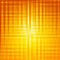 Abstract yellow background with shining squares and lights Royalty Free Stock Images