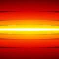 Abstract yellow orange and red rectangle shapes rgb eps Stock Photography
