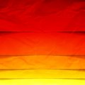 Abstract yellow orange and red rectangle shapes rgb eps Stock Image