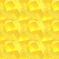 Abstract yellow star pattern background Stock Photos