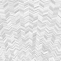 Abstract Zig Zag Pattern Royalty Free Stock Photo