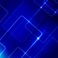 Abstraction informative background abstract blue with lines Royalty Free Stock Image