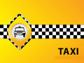 Abstrakt taxibakgrundsdesign Royaltyfria Foton